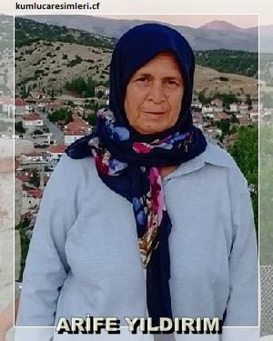 ARİFE YILDIRIM