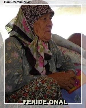 FERİDE ÖNAL