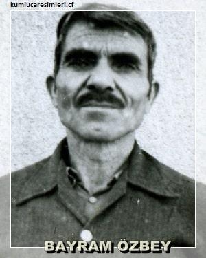 BAYRAM ÖZBEY