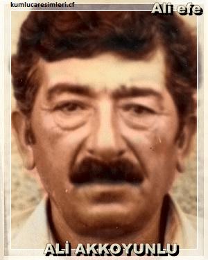 ALİ AKKOYUNLU