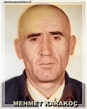 MEHMET KARAKOÇ