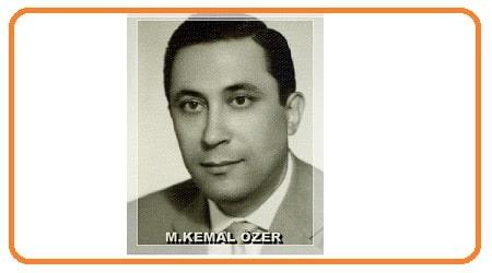 M.Kemal ÖZER
