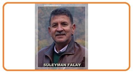 Süleyman FALAY
