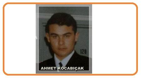 Ahmet KOCABIÇAK