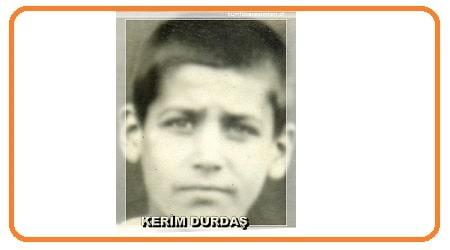 Kerim DURDAŞ