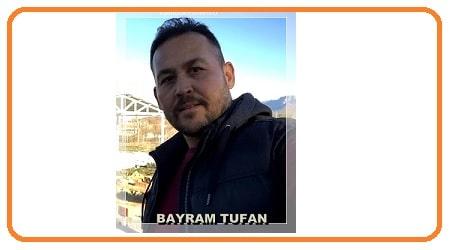 Bayram TUFAN