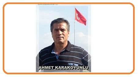 AHMET KARAKOYUNLU